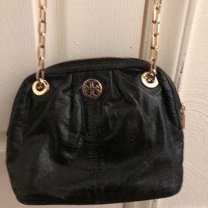 Tory burch adjustable crossbody purse